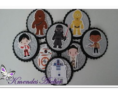 Aplica��o Personagens Star Wars II