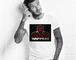 Camiseta Camisa Star Wars sith happens
