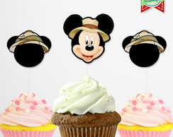 Topper Cupcake Mikey