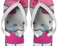 Chinelo Hello Kitty Infantil