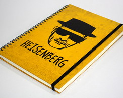 Caderno Breaking Bad