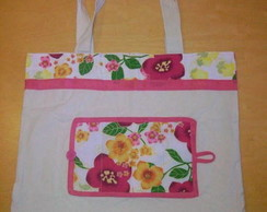 Eco Bag Dobr�vel Rosa