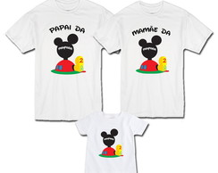 Kit Fam�lia Casa do Mickey