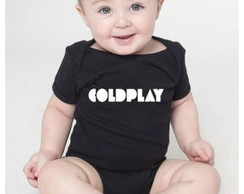 Body de beb� Coldplay