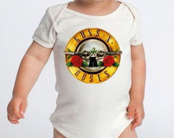 Body de beb� Guns n' roses