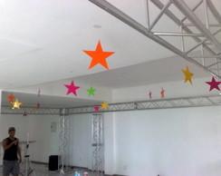 Display de teto-Eventos