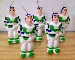 Vela de anivers�rio Buzz Lightyear