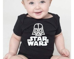 Body de beb� Star Wars