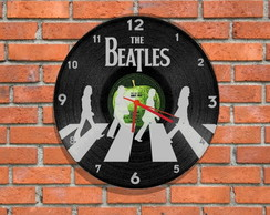 Rel�gio Vinil Abbey Road