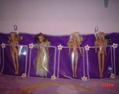 Organizador de bonecas