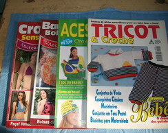 Kit Revista croch�