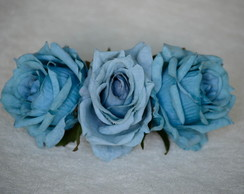 Presilha Blue Rose
