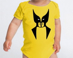 Body de beb� Super her�is Wolverine