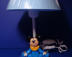 ABAJUR DO MICKEY