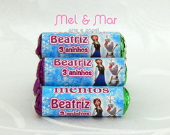 Mini mentos Frozen