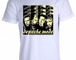 Camiseta Depeche Mode 10