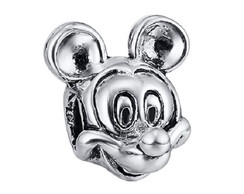 Berloque PRATA 925 Mickey