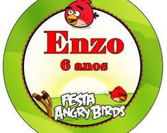 R�tulo angry birds