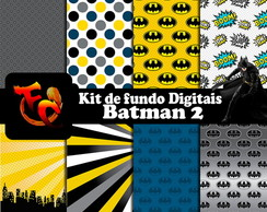 Kit de fundos Digitais - Batman2