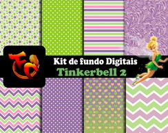 Kit de fundos Digitais -Tinkerbell 2