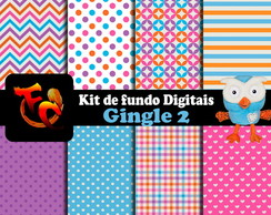 Kit de fundos Digitais - Gingle 2