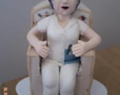 Escultura Personalizada Vov�