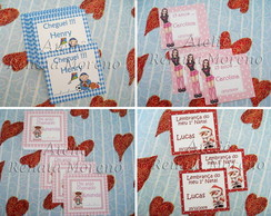 Cart�o Cards/Tags