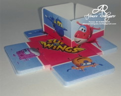 FORMINHA PARA DOCES - SUPER WINGS