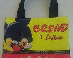 Ecobag Mickey P