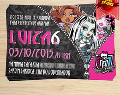 Convite Monster High2