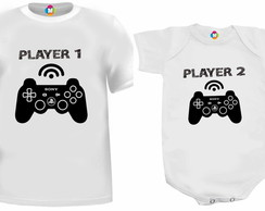 CONJ, PLAYER 1, PLAYER 2 - PLAYSTATION