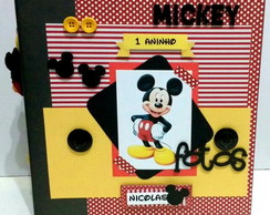 �LBUM MICKEY - 400 FOTOS