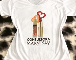 Camiseta Mary Kay