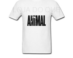 Camiseta Tshirt - ANIMAL