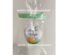 �lcool Gel Personalizado 15ml SAFARI 10