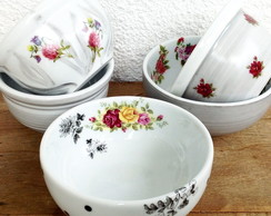 Bowls / Tigelas Cole��o Mix Retr�