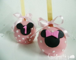 Doces Minnie Rosa