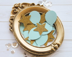 Bal�es Blue and Gold (A125)