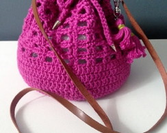 Bucket bag Mangueira