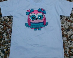 Camiseta Customizada Pintada A M�o