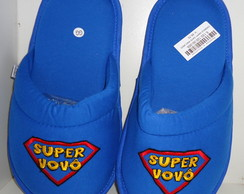 Chinelo Azul Super Vov� (G)(38-39)