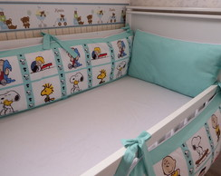 Kit protetor ber�o snoopy