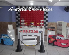Decora��o Carros Disney