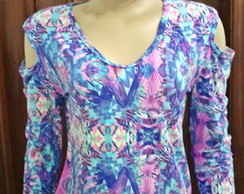 Blusa Estampada Digital