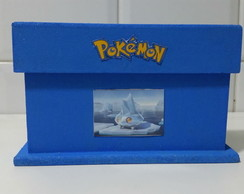 Porta carta Pokemon