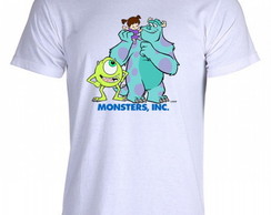 Camiseta Monstros S.A. 02