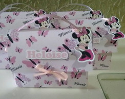 Maletinha kit Colorir - Minnie