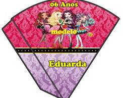 Cone Para Doces - Ever After High