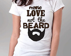 BABY LOOK - MAKE LOVE NOT THE BEARD