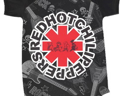 Body Infantil Red Hot Chili Peppers